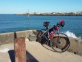 01_Si parte! Tra Ostia e Fiumicino.... dove il Tevere incontra il mar tirreno!