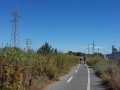03_Ed ecco la ciclabile che attraversa Roma da gra a gra... ovvero dal depuratore di Roma sud a quello di Roma nord!!