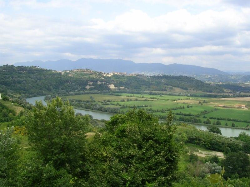 riserva tevere farfa (Torrita Tiberina)